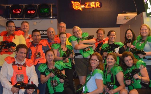 Q-ZAR Tampa Laser Tag