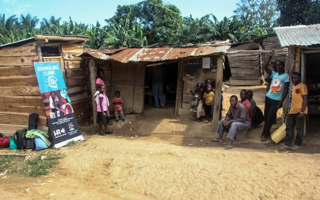 Plant Alum Partners Up for Humanitarian Work in Uganda