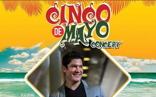 Cinco De Mayo Concert with Frankie Negron