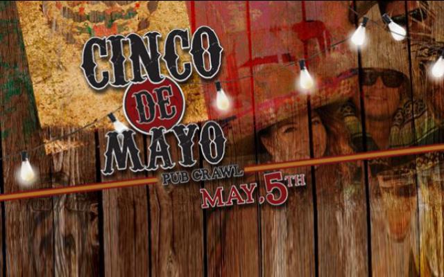 The Cinco de Mayo Pub Crawl