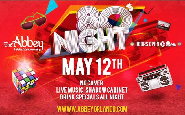 80's Night #atTheAbbey