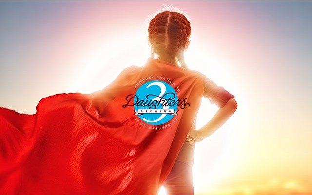 National Superhero Day at 3 Daughters Brewing
