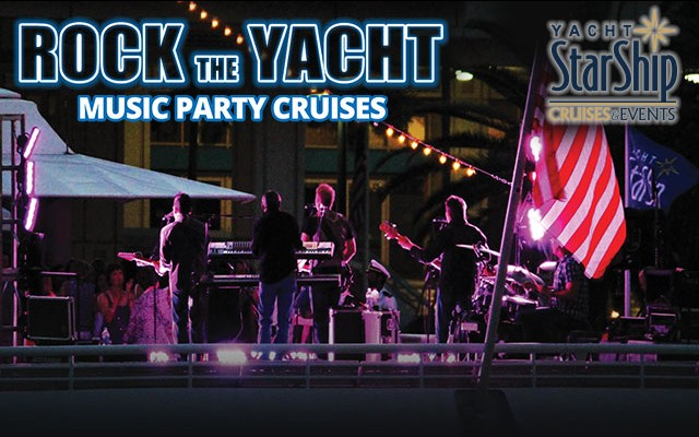 Rock the Yacht Music Party Cruises