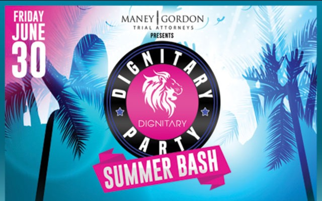 Dignitary's Summer Bash - Diamonds, Dancing, and Decadent Deliciousness