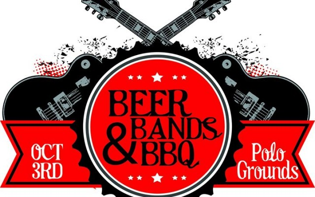 3rd Annual Beer Bands & BBQ