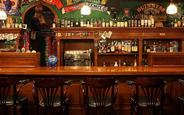 Best Irish Pubs in St Petersburg