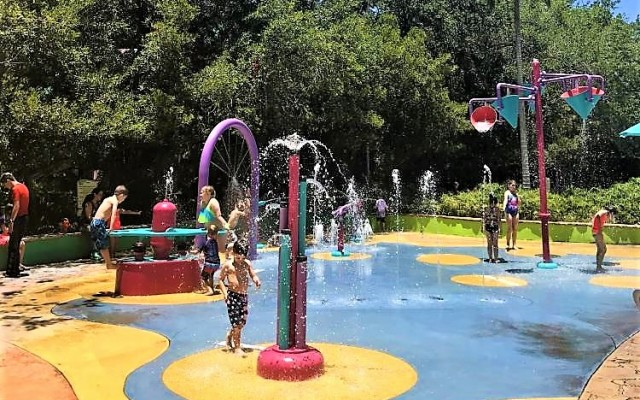 Coolest Water Parks in Tampa