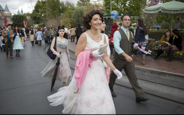 Dress Your Best At Disney During Dapper Day 2017
