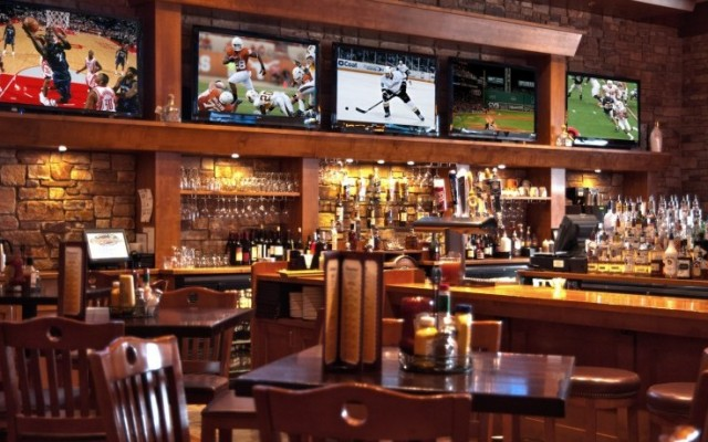 Sports Bars in Alexandria