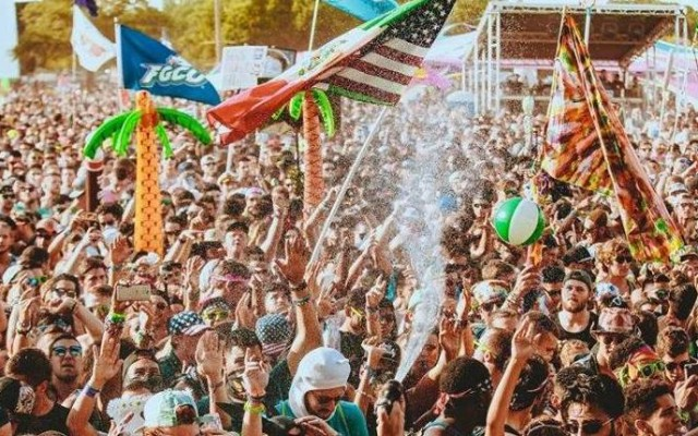 """Sunset Music Festival """"Lazers"""" on for a Sixth Year of Creating an Experience"""