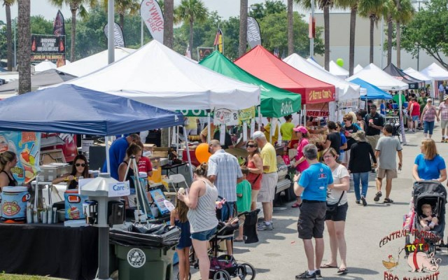 Get Saucy In Oviedo This Memorial Day Weekend At The Central Florida BBQ Blowout