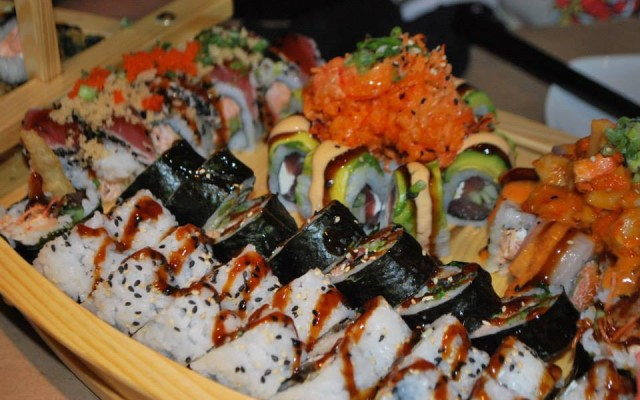 Sushi in New Haven