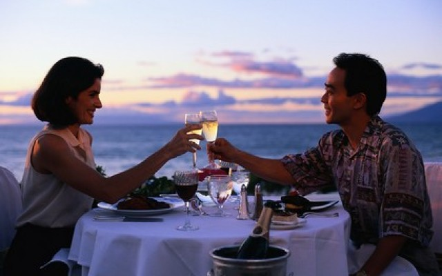 Find Virginia Beach Restaurants on Valentine's Day