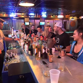 College Bars in Las Vegas