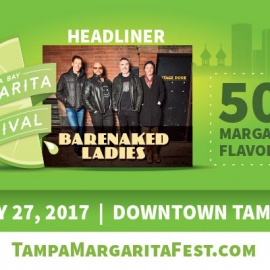 Enter to Win Margarita Festival Tickets