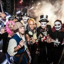 Things to do for Halloween in Orlando