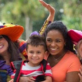 Family Halloween Events in Orlando