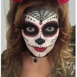 Halloween Makeup How To