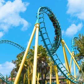 Attractions in Orlando