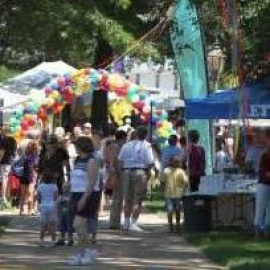Festivals in Frederick