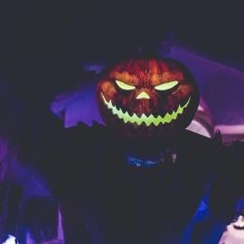 Halloween in Brooklyn