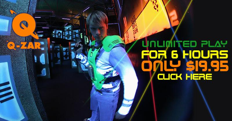 6 Hours Of Laser Tag For 19 95 Tampa Fl Offer And Deals