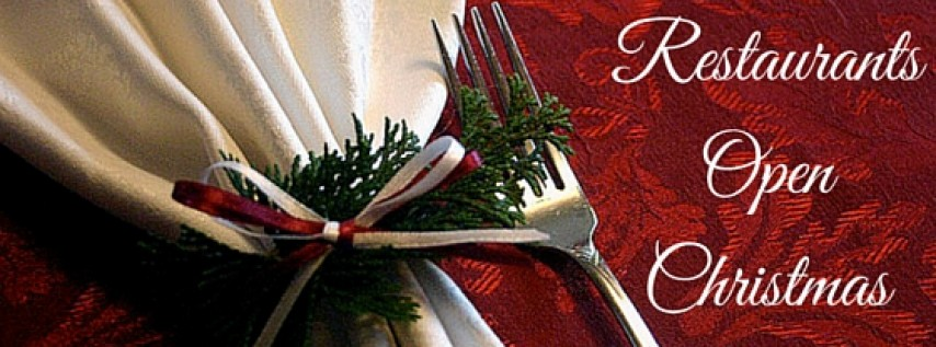 Open Christmas Day.Tampa Restaurants Open On Christmas Day