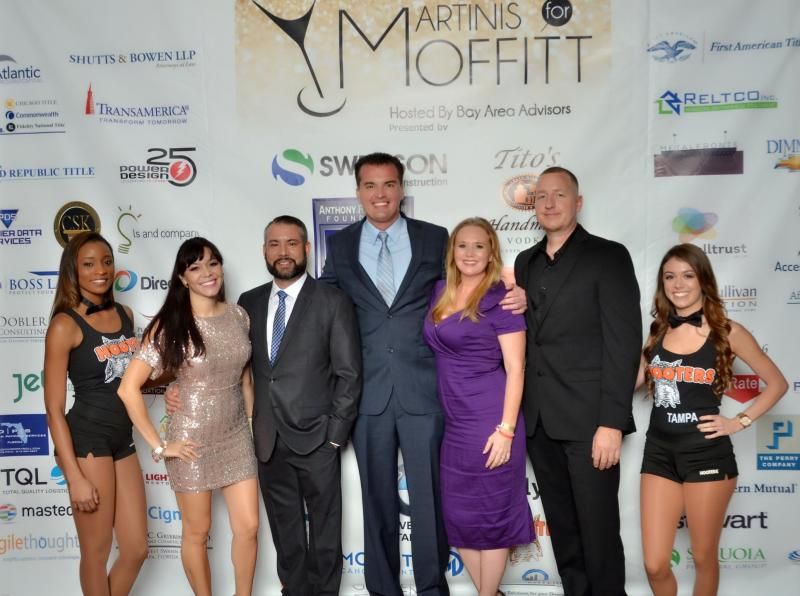Tampa's Martinis for Moffitt a Sold Out Prestigious Affair