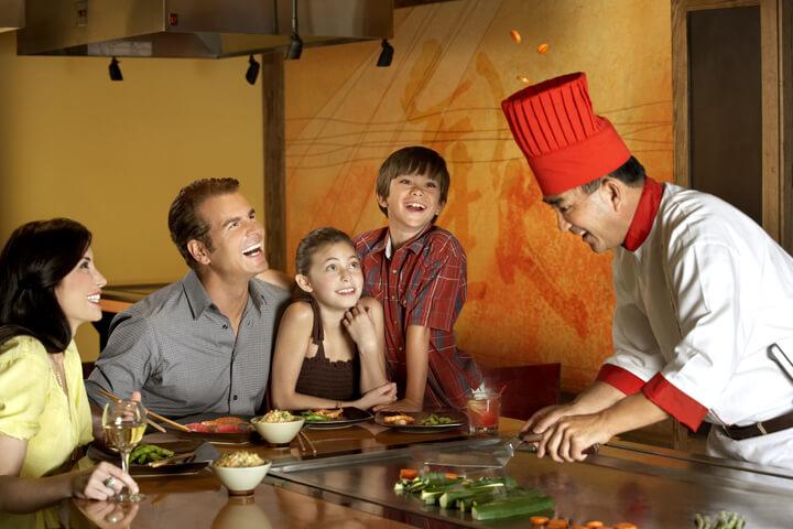 Benihana, Orlando | Japanese Steak, Seafood, Sushi and More