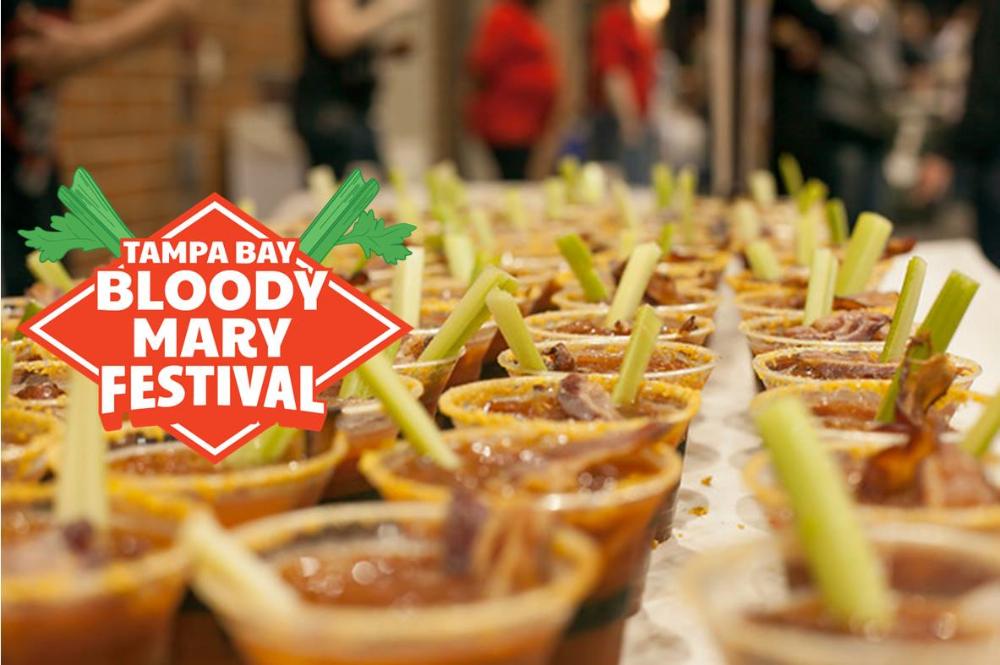 The Antidote & The Poison | Tampa Bay Bloody Mary Festival | May 3, 2015