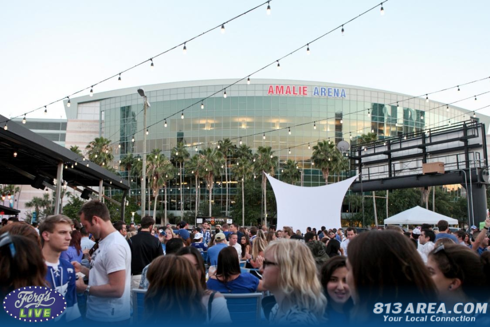 Best Places To Watch The Tampa Bay Lightning Playoff Games
