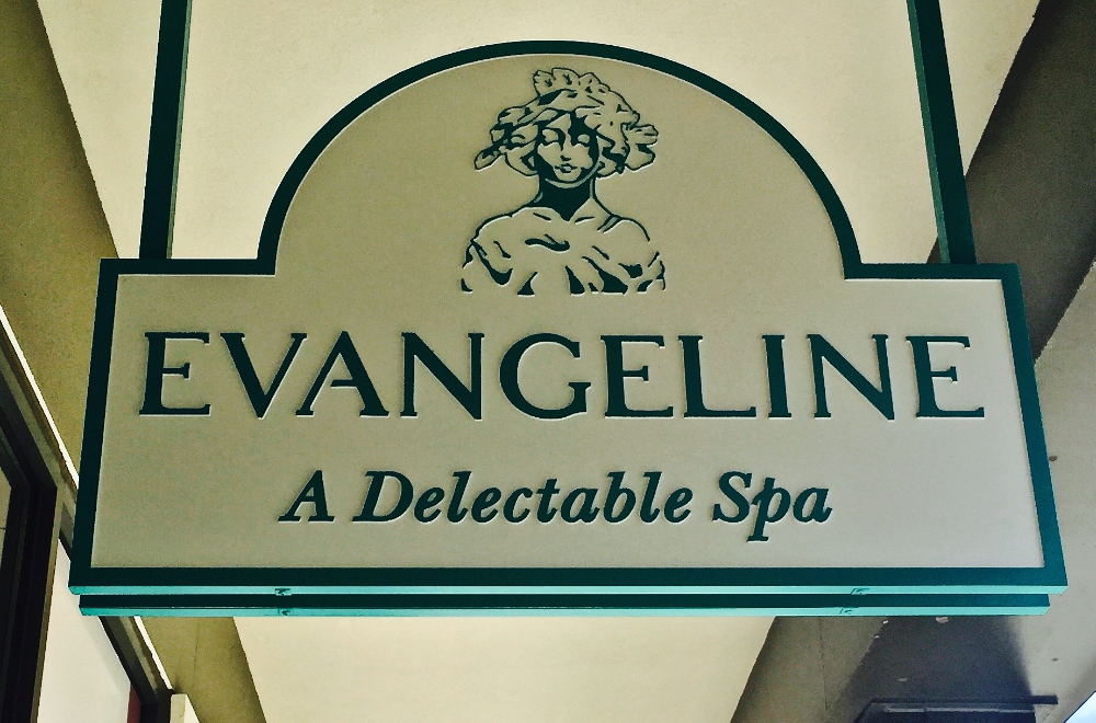 The Dog Days of Summer | A Delectable Day at Spa Evangeline
