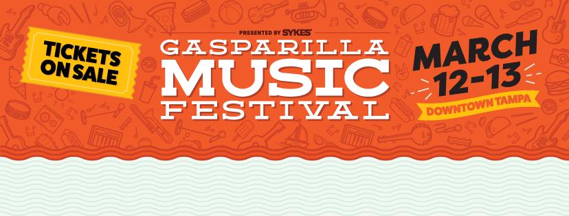 Tampa's Gasparilla Music Festival Promises a Foodie Home Run
