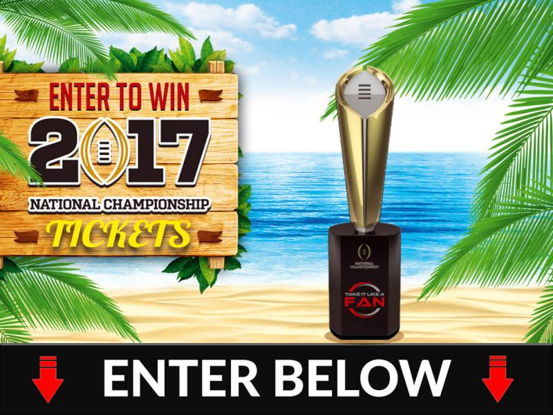 TILAF | Enter to WIN 2 Tickets for National College Championships!