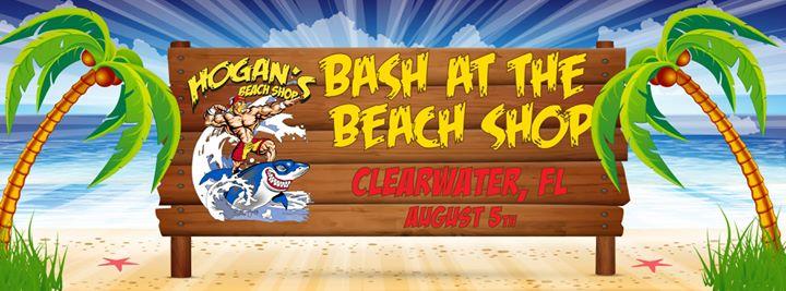 Hang With Hulk Hogan At Hogans Beach Shop