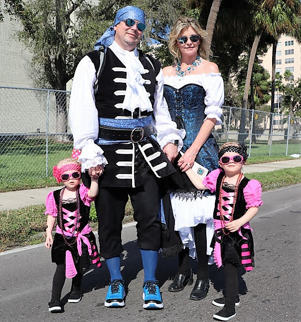 Owned and operated by the mother-daughter team of Lenore and Jennifer since 2006 they carry pirate garb parade throw custom beads costumes u0026 jewelry for ...  sc 1 st  813Area & Gearing Up for Gasparilla: Where to Buy Pirate Style