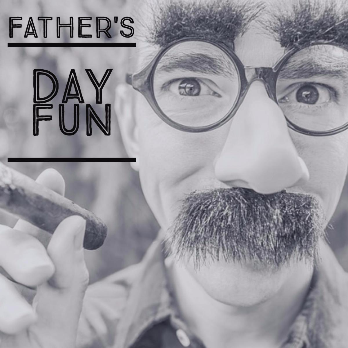 A Fun Experience for Every Dad This Father's Day