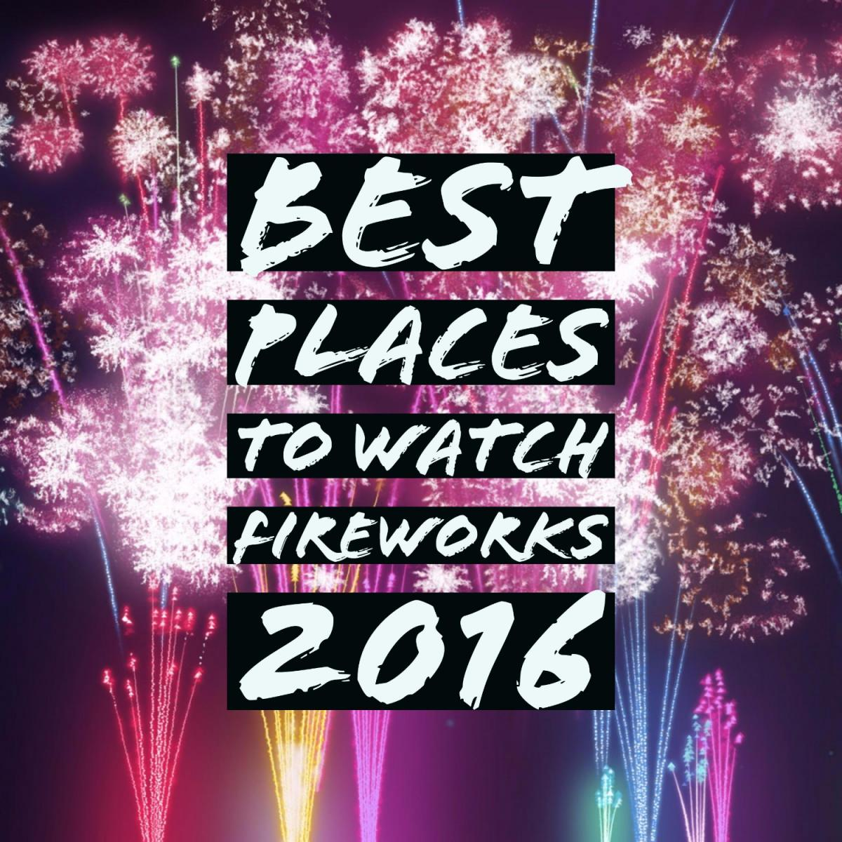 Best Places To Watch Fireworks | Tampa Bay 2016