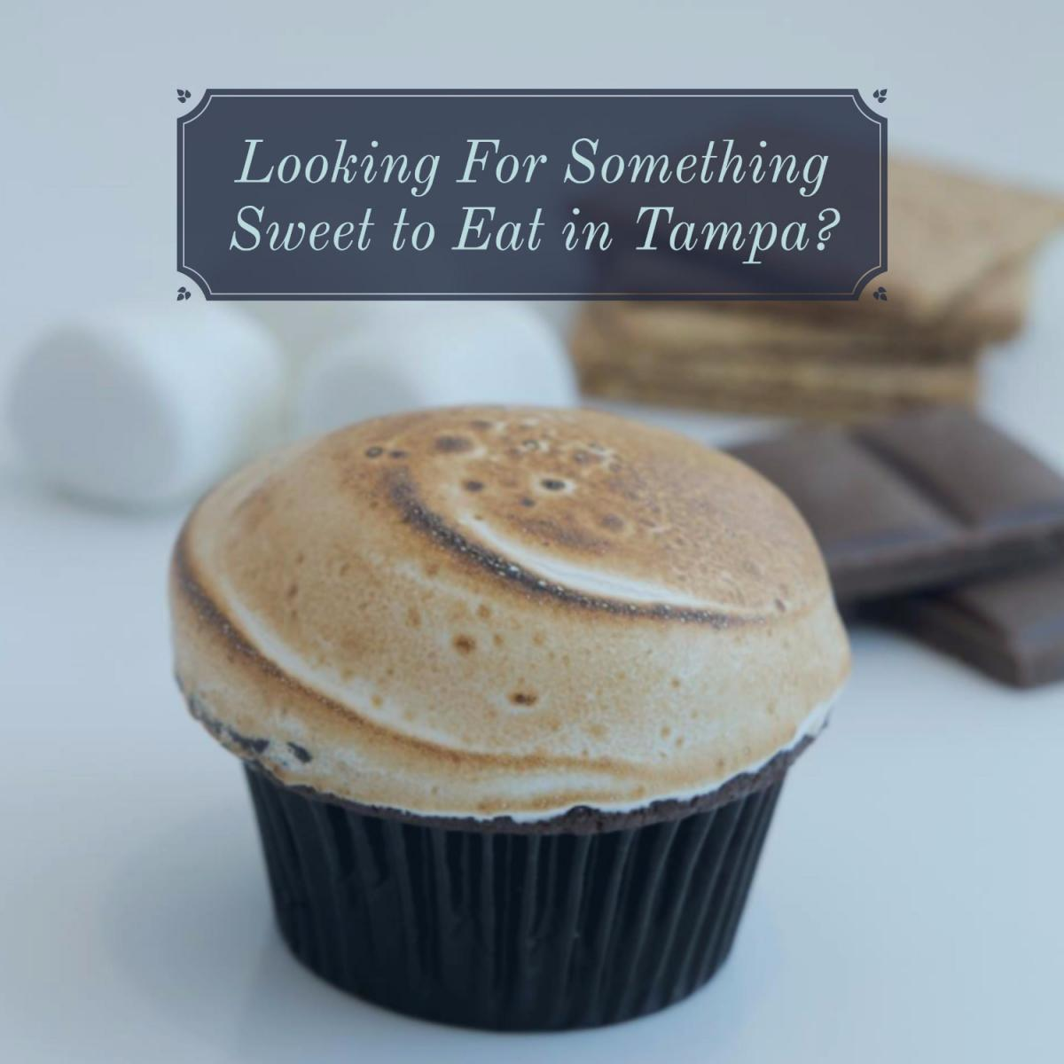 Looking For Something Sweet to Eat in Tampa?