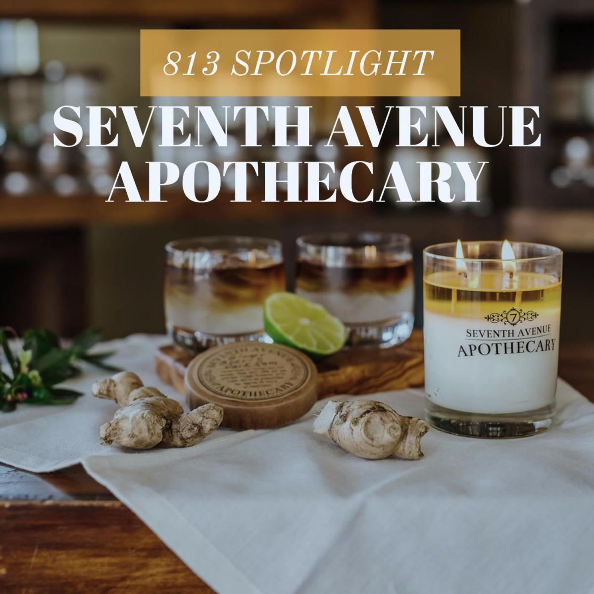 813 Spotlight | Seventh Avenue Apothecary in Ybor City
