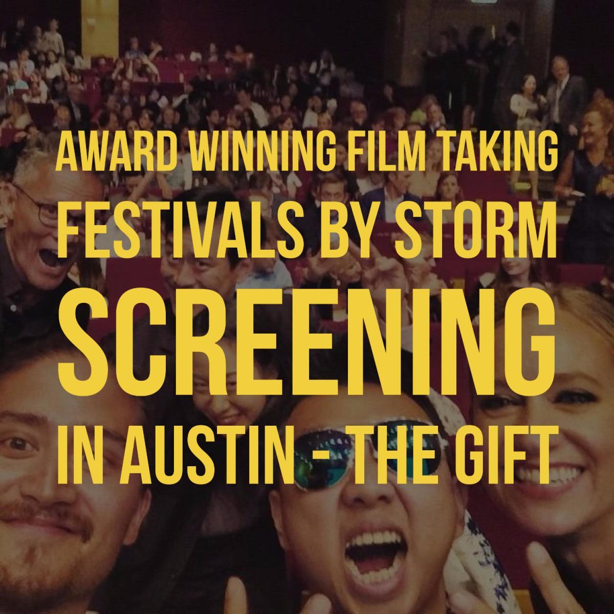 Austin Revolution Film Festival: Lisa Belcher's 'The Gift' Keeps on Giving