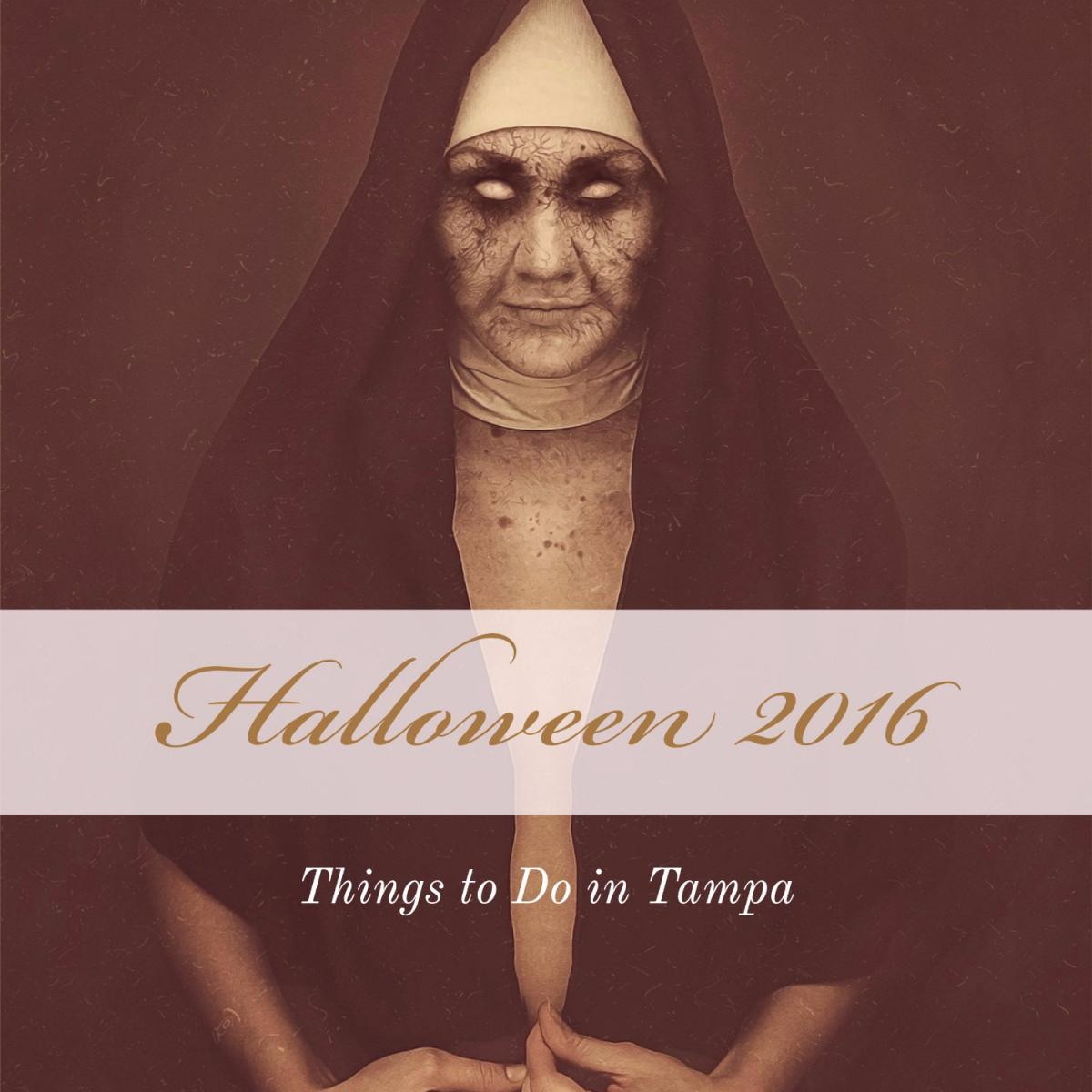 Fun Things to Do This Halloween in Tampa 2016