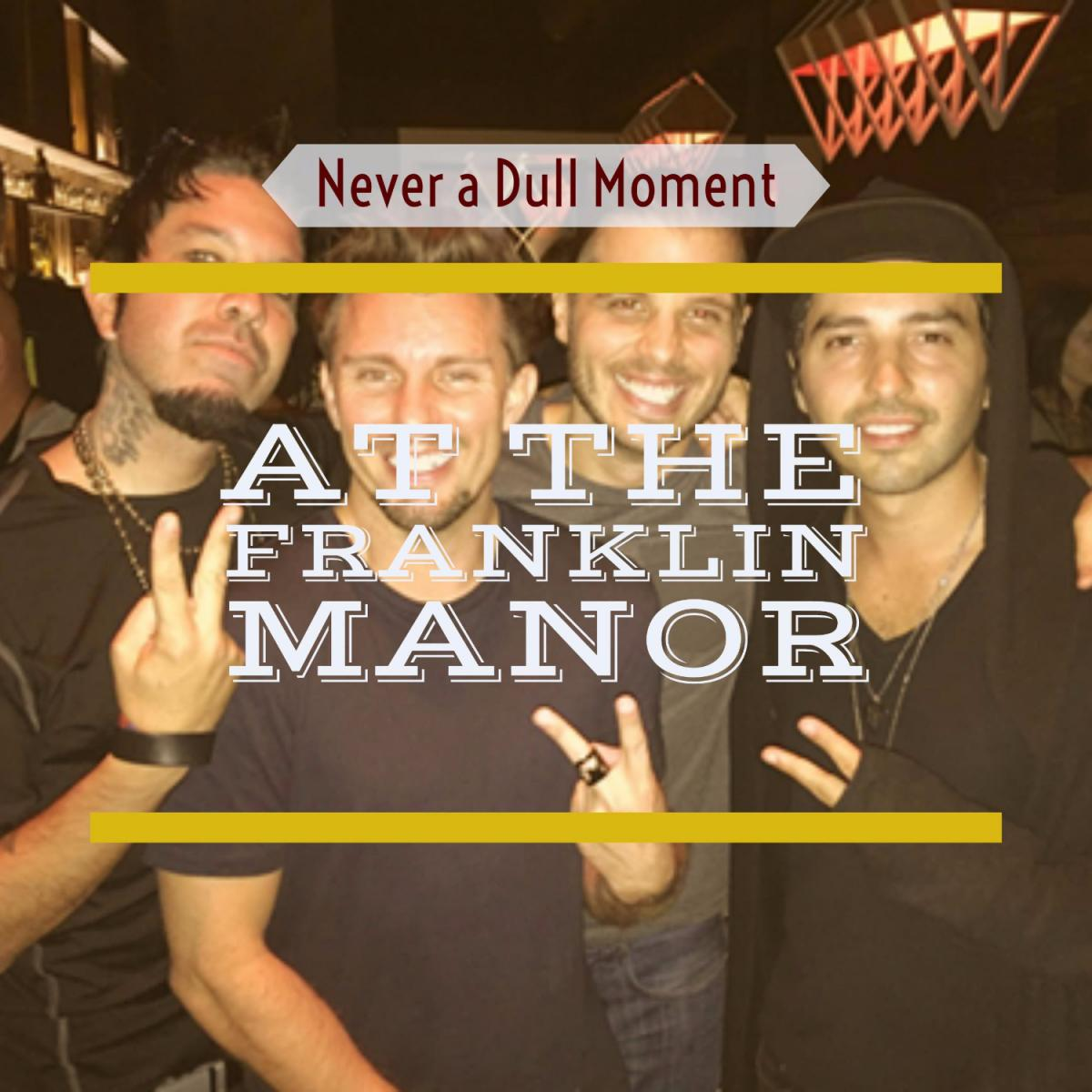 Franklin Manor | A New Energy in Downtown Tampa's Bar Scene