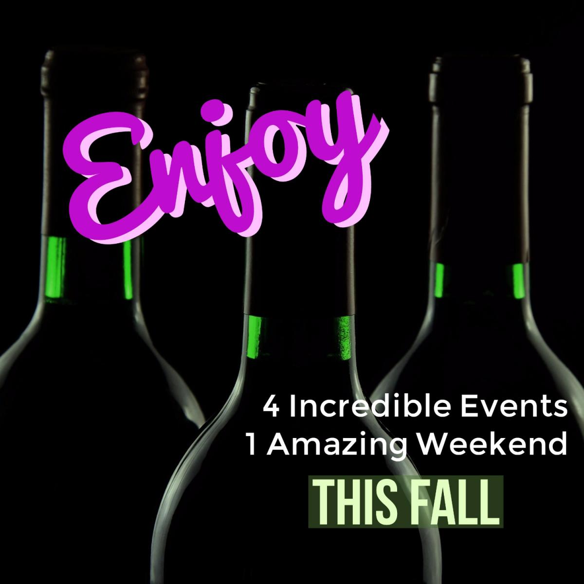 4 Incredible Events 1 Amazing Weekend this Fall in St. Pete!