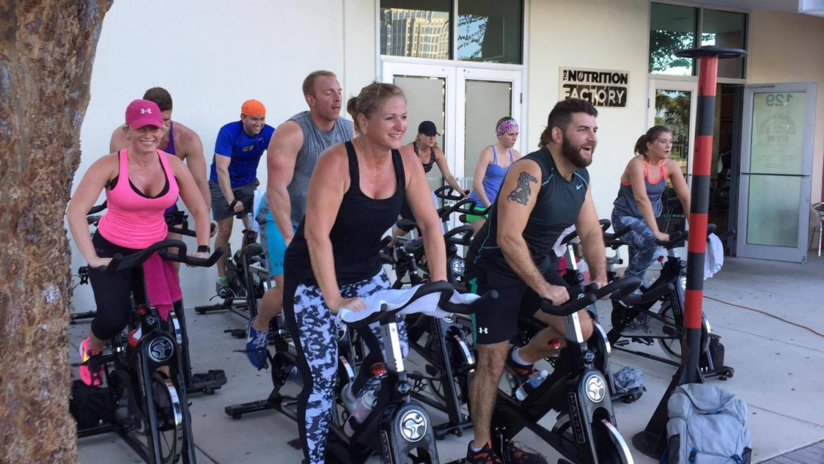 Power-up for 2017 at the Powerhouse Gym's New Location