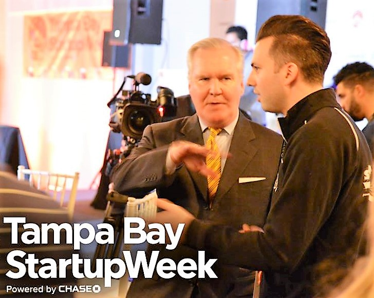 The 5 W's of Tampa Bay Startup Week