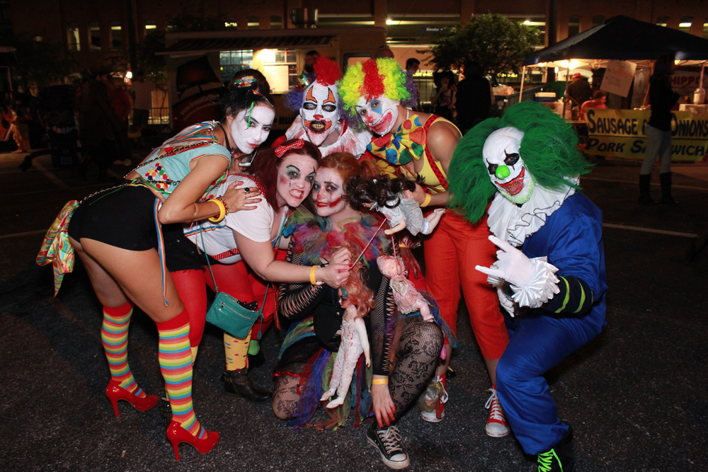 Do Not Miss these Halloween Parties in Downtown St Petersburg!