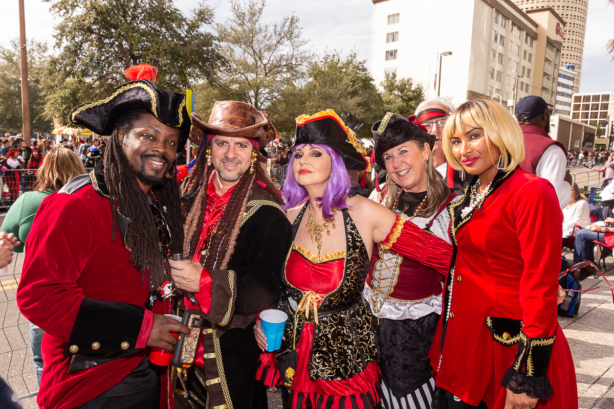 Gearing Up For Gasparilla Where To Buy Pirate Style