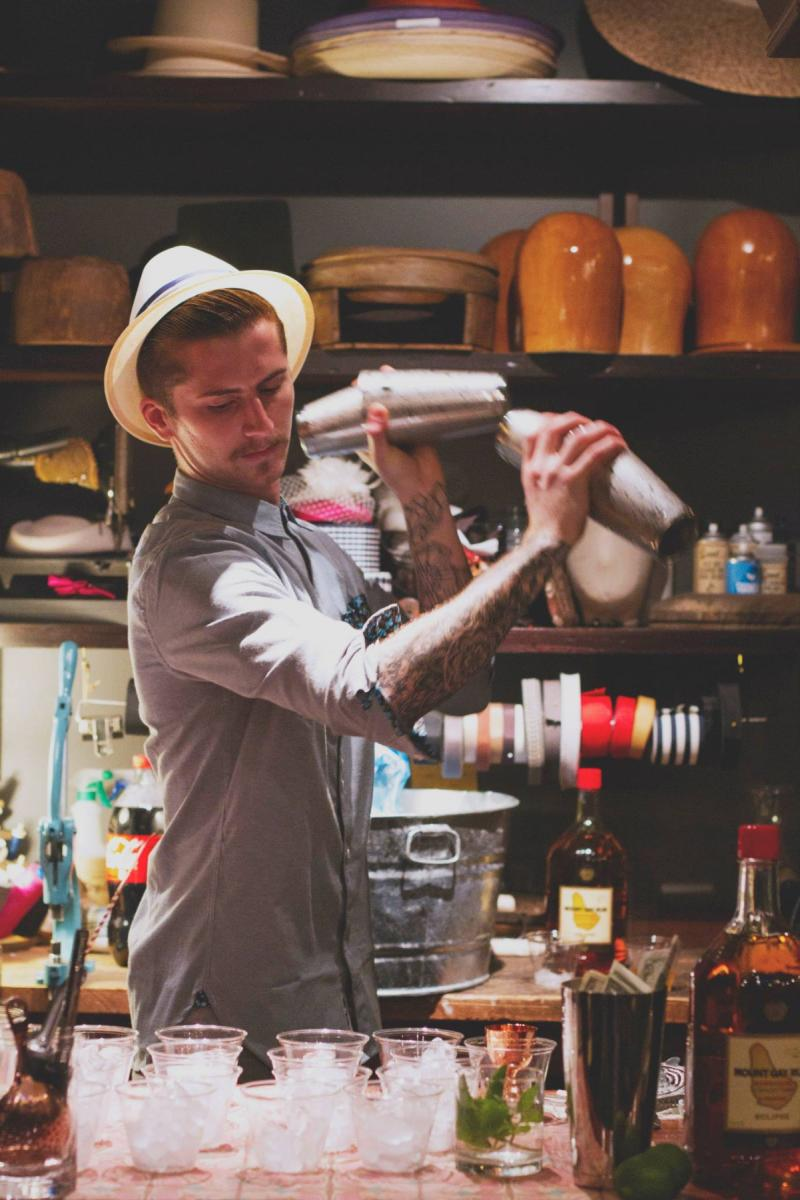 THE TOWNSEND GUEST BARTENDER RESIDENCY WELCOMES DANIEL KUTCH