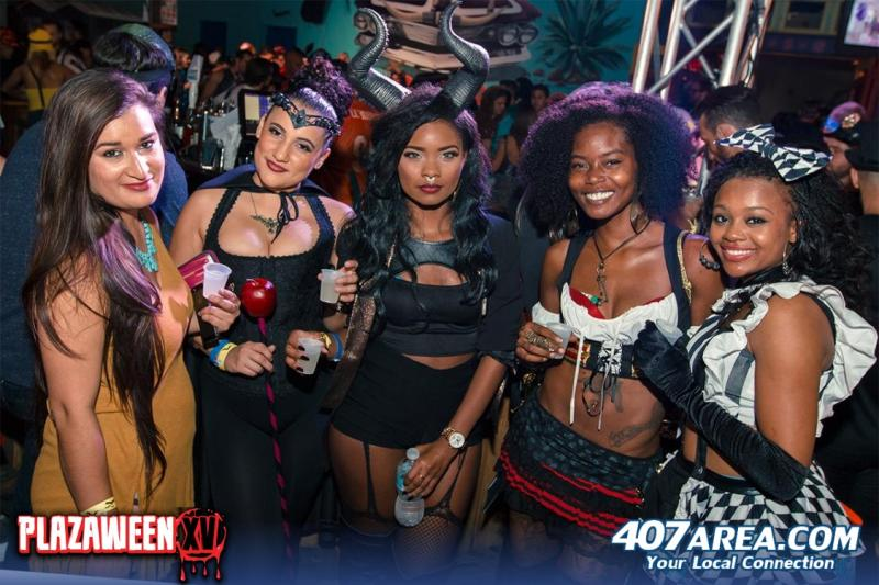 Three nights of Halloween on Wall Street Plaza means three nights of killer drink specials in Orlando. Ditch the candy and drink your fill of $4 Jager ...  sc 1 st  407Area & 3 Orlando Halloween Block Parties Filled With Booze Ghouls And Fun ...